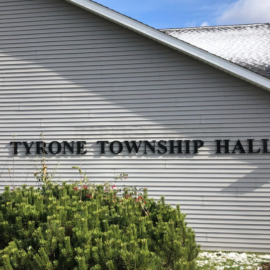 Tyrone Township Hall