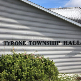 Tyrone Township Hall