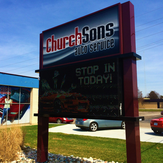 Church and Sons