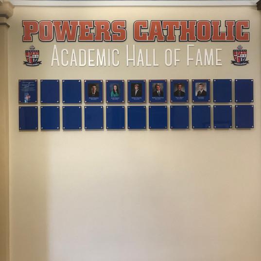 Powers Catholic High School
