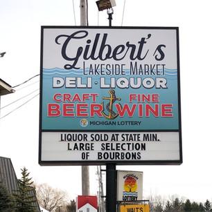 Gilbert's Lakeside Market