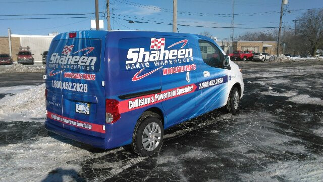 Shaheen Parts Warehouse