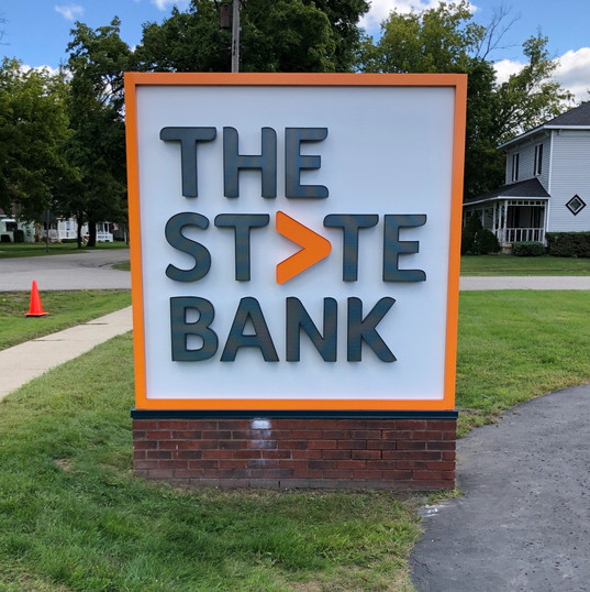 The State Bank Monument