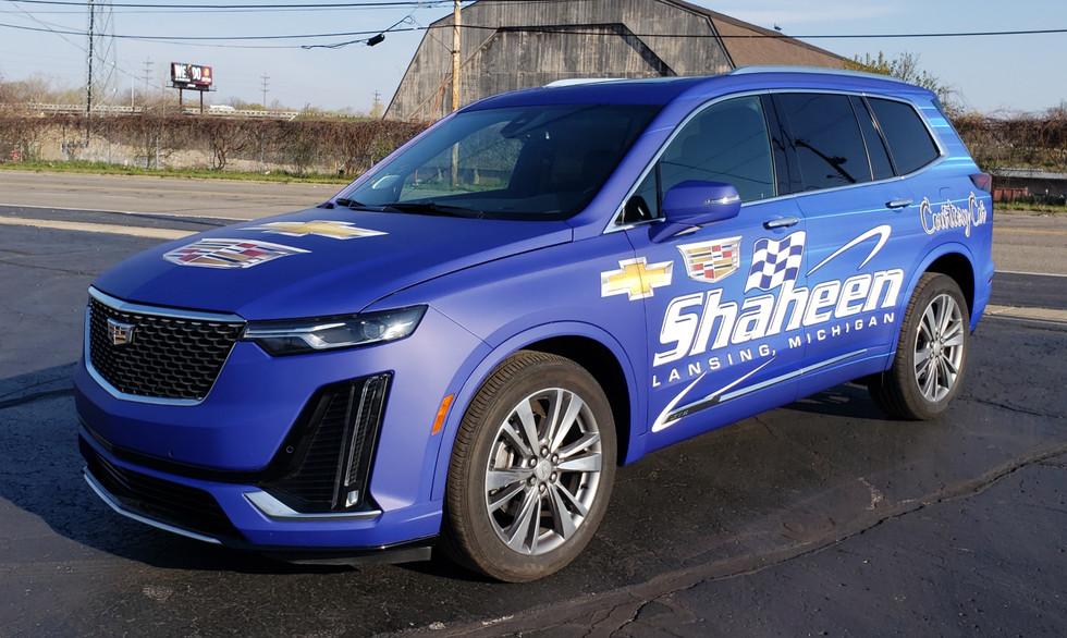 Shaheen Courtesy Car