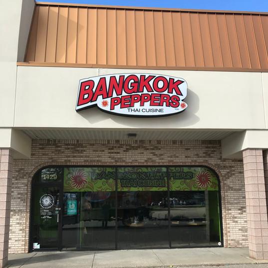 Bangkok Peppers