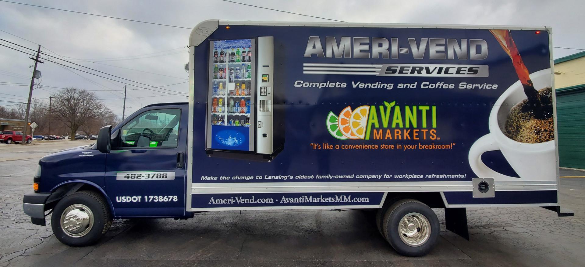 Ameri-Vend Services