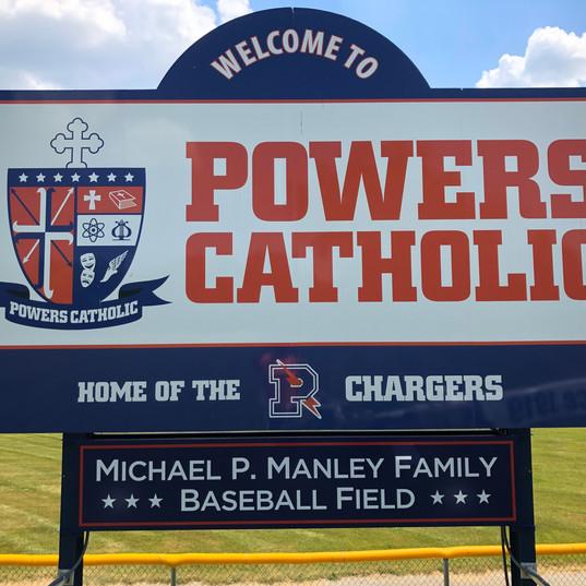 Powers Cathlic Schools