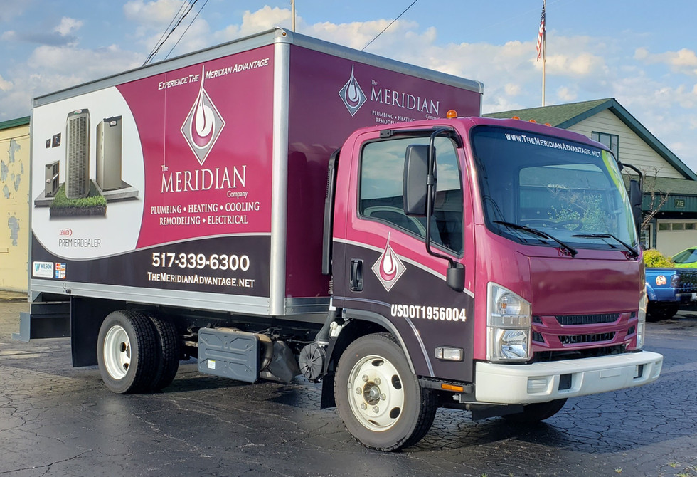 Meridian Box Truck