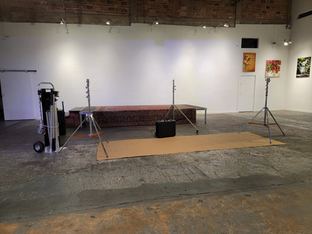 Remote Studio Concept
