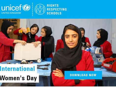 International Women's day 8th March
