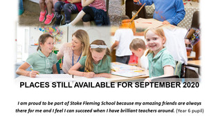 Looking for a school place for Sept 2020?