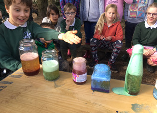 Science week in Adventure School