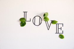 LOVE - letters