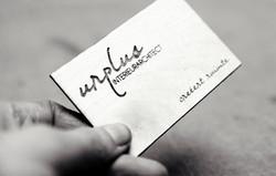 Visitekaartje - branding