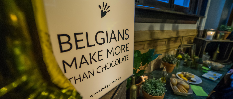 Belgunique - branding