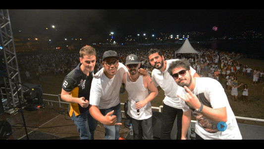 Banda Lumnys - Electronic Music Live