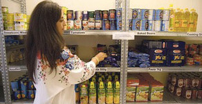 More mouths to feed as Foodbank steps up supply