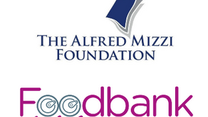The Alfred Mizzi Foundation comes to our rescue!