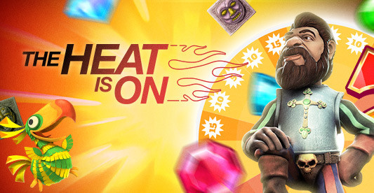 The heat is on / Paf.com