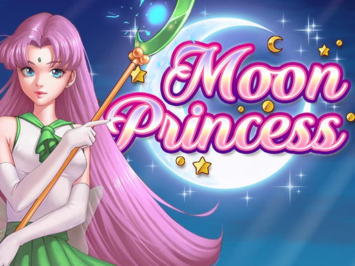 Power up with Moon Princesses 👸