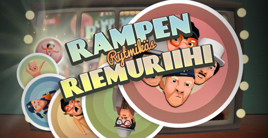 Rampen Rytmikäs Riemuriihi / Paf.com