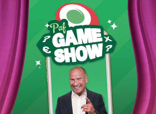 Introducing.. - Paf Game Show! 🎲