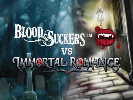Vampire battle at Paf 🦇