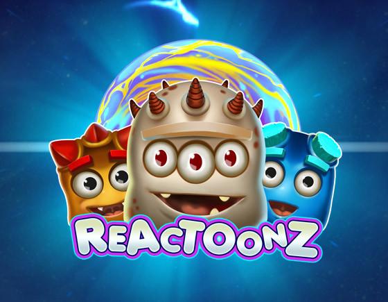 Reactoonz / paf.com