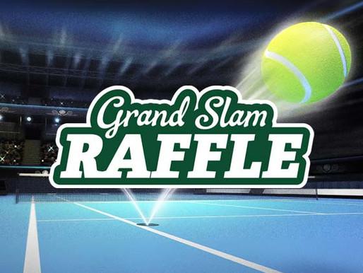 Grand Slam Raffle - Win €500 cash on Australian Open 🎾