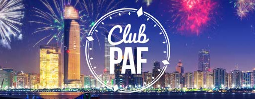 Celebrate New Year in Dubai - With Paf