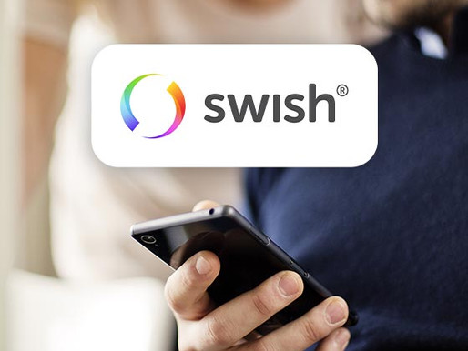 Paf introduces Swish in Sweden!