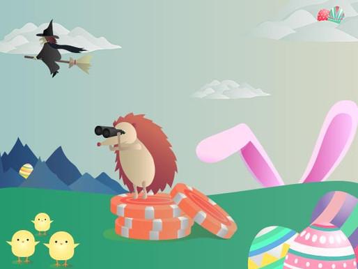 Eggmaina at Paf - Free spins and cash!
