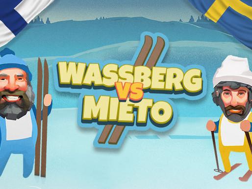 Paf game studio presents - Wassberg vs Mieto