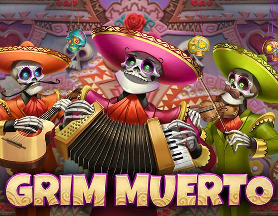 Grim Muerto / Paf.com