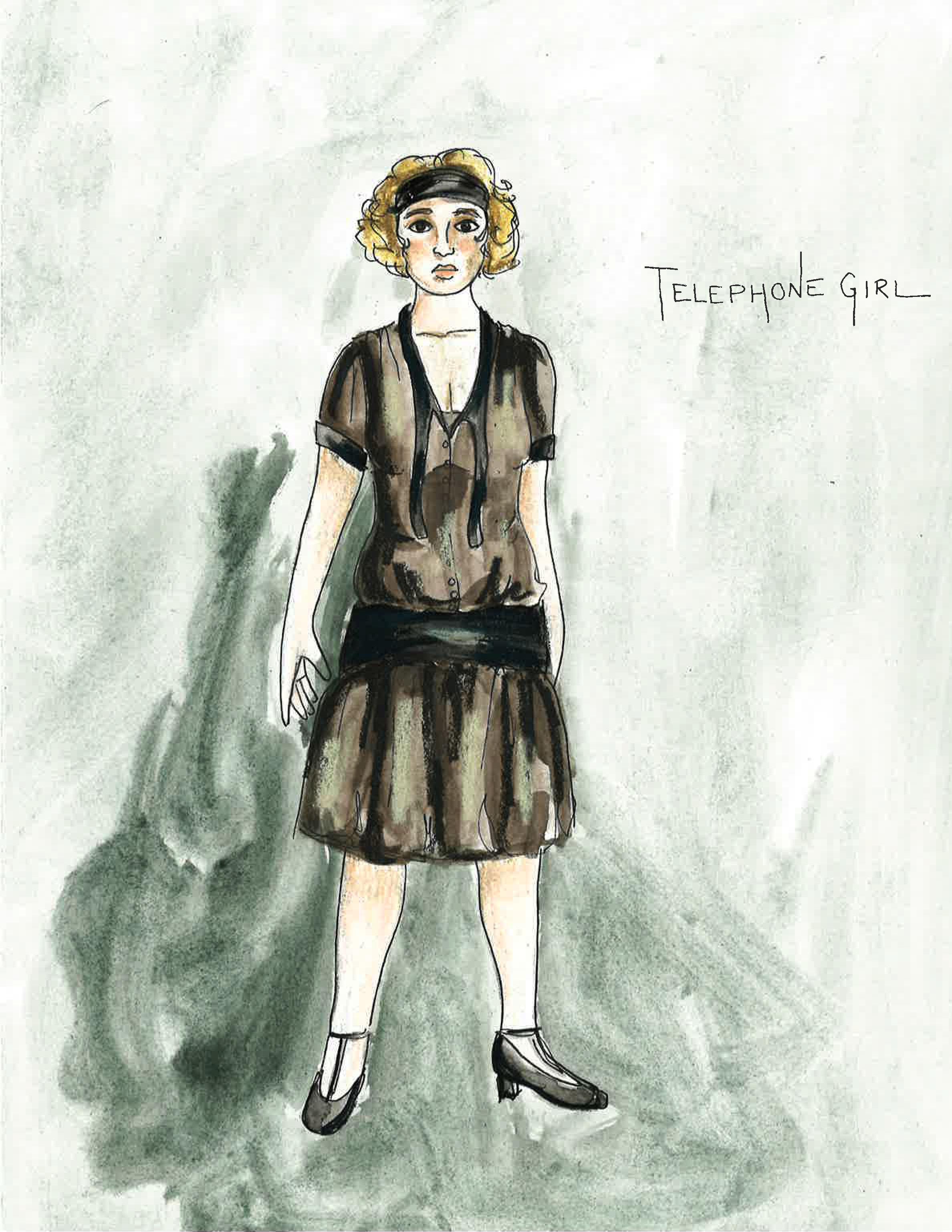 Telephone Girl 2