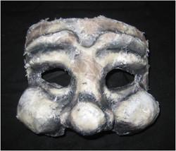 Bonze Mask