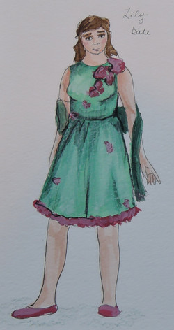 Lily's Date Outfit
