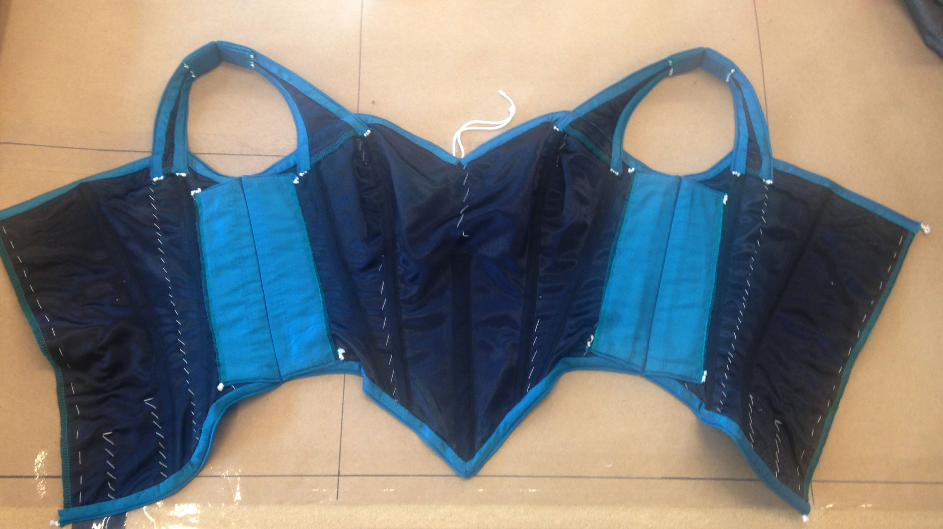 Bodice Construction