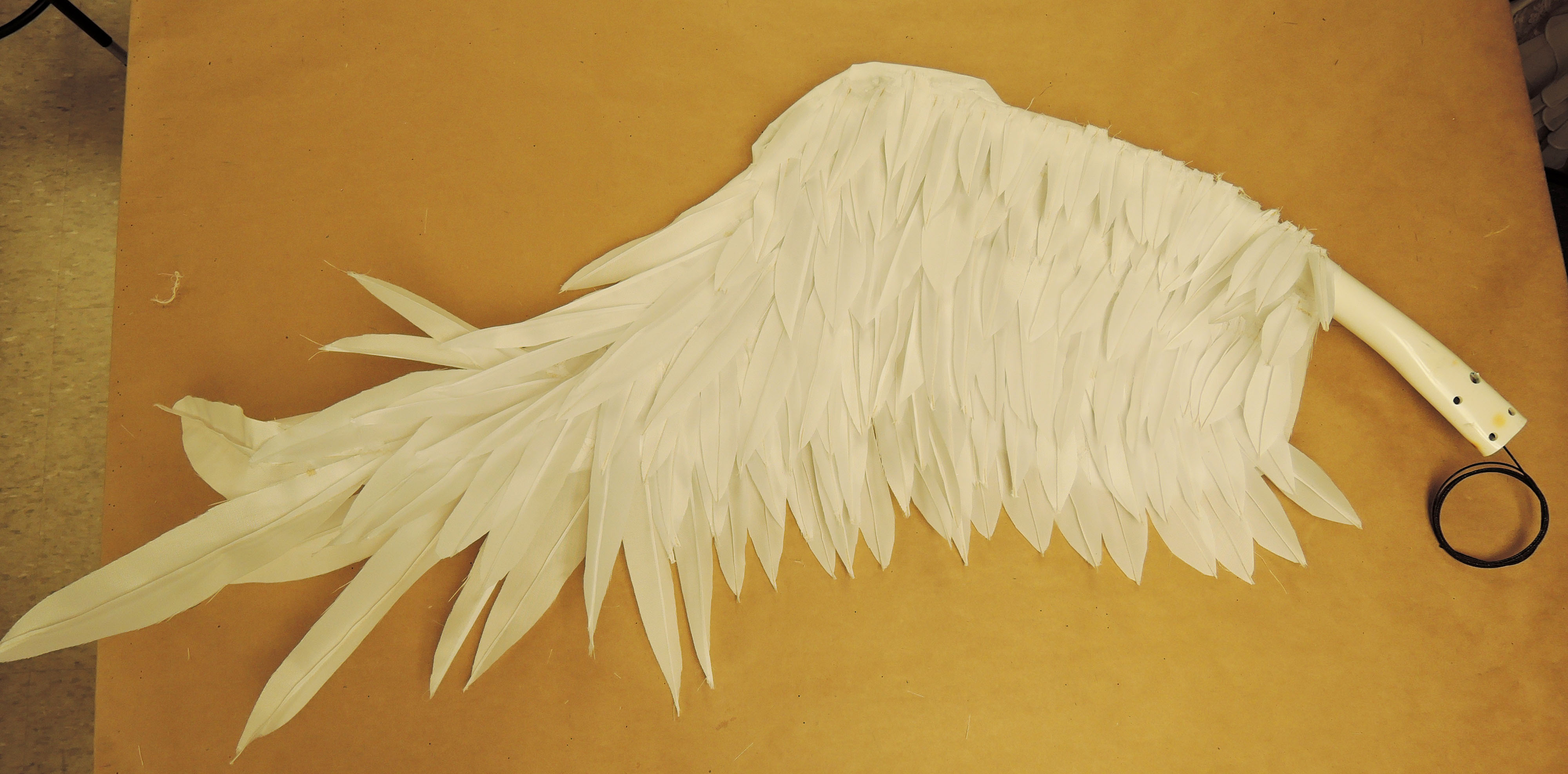Feather Fabrication