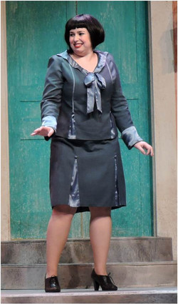 Maria's Skirt Suit