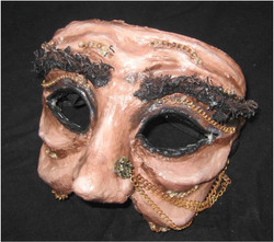 Old Prostitute Mask