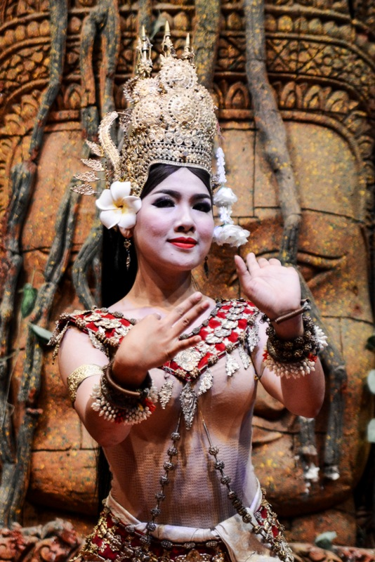 Apsara - A Goddess of Dance