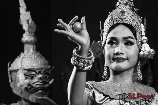 Mekhala Dance - Crystal Angkor Restaurant, Siem Reap Cambodia
