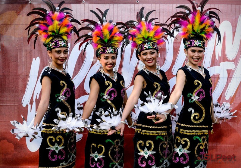 Lila Bhawa Indonesian Dance UK Copyright SLPeet Photography