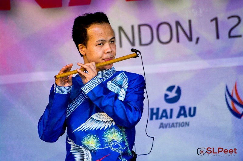 Sao Truc (Bamboo Flute)