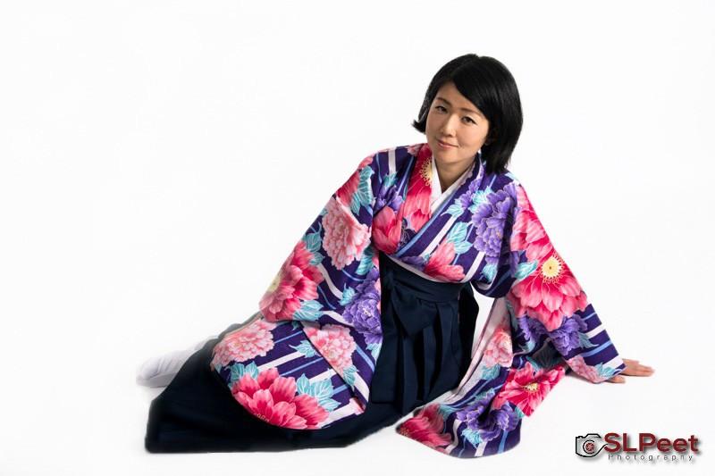 Japanese Enka singer Akari Mochizuki