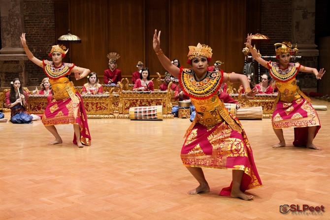 LSO St Luke's Balinese Gamelan Concert