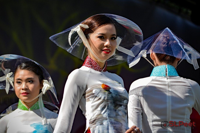 A Short Introduction To Ao Dai The National Dress Of Vietnam