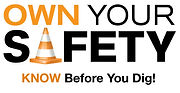 Own Your Safety LOGO_KNOW_BEFORE_YOU_DIG