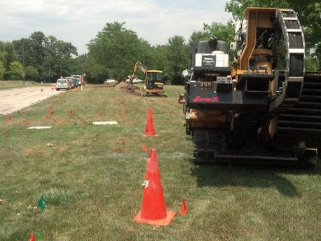 Who is Responsible for a Private Buried Facility Damage?
